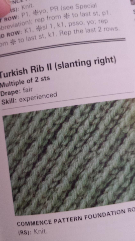 Turkish Rib Right